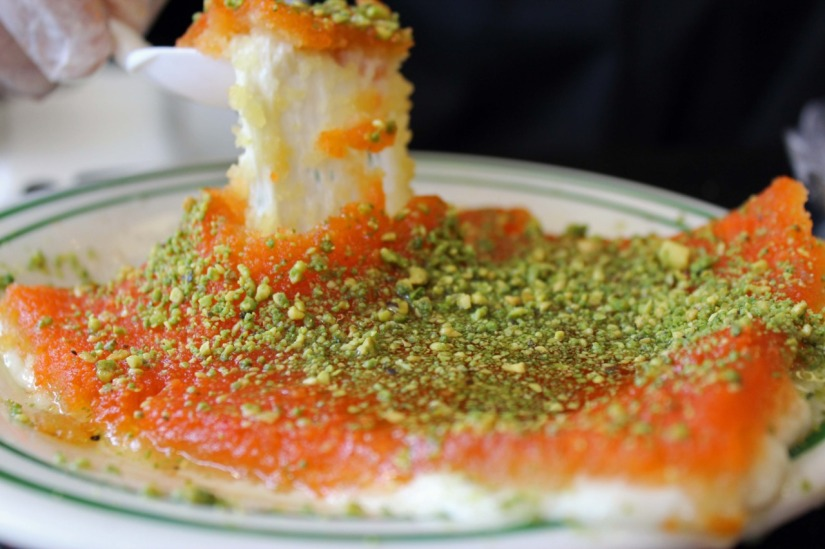 Knefeh: Lebanon's Favorite Breakfast!