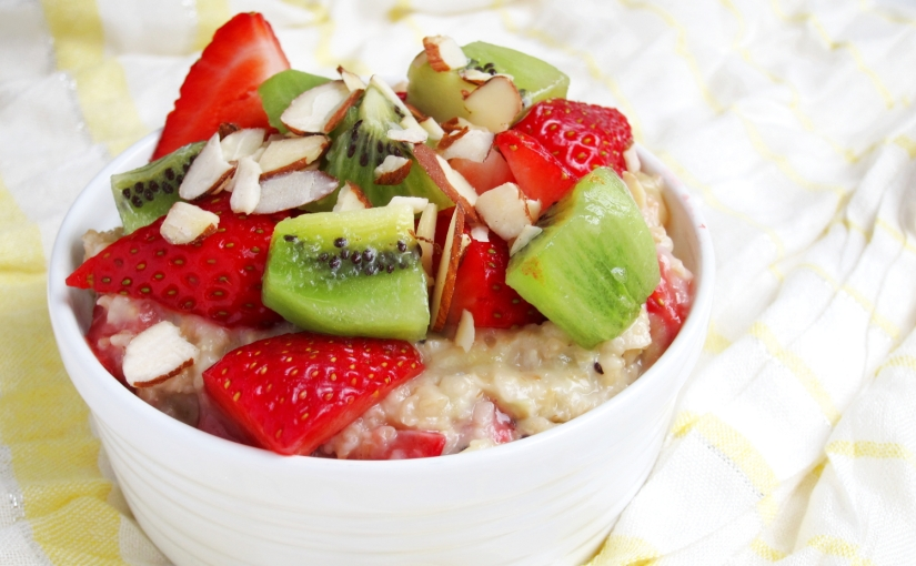 Oatmeal Porridge Recipe for Weight Loss