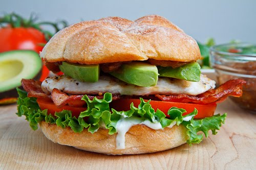 Chicken Sandwich recipe for work